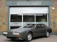 1991Aston Martin Lagonda Series 4