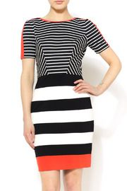 Mixed Stripe Dress