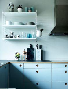 Galleri: Køkkenstilskift - Fede fronter gør hele forskellen | Femina