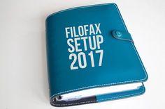 Filofax Setup 2017 (mit Links und Printables)