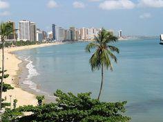 mucuripe beach fortaleza, ceará, brazil