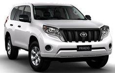 2016 Toyota Land Cruiser Prado Review