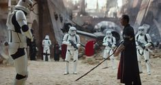 'Rogue One' Trailer Photos Unveil Next 'Star Wars' Movie -- A group of unlikely heroes have united to steal plans to the dreaded Death Star in the first sneak peek at 'Rogue One: A Star Wars Story' -- http://movieweb.com/star-wars-rogue-one-trailer-photos/