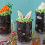 Easter Cake Push Pop