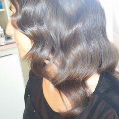 #balayage #naturalhair #wavyhair #lob #hair #capelli #longbob