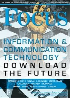Information & Communication Technology - Download the Future: Focus 66