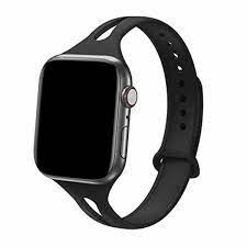 ☘Compatibility - Bandiction silicone sport iwatch bands 38mm 40mm 42mm 44mm women and men replacement strap compatible with New Year Day apple watch series 6, apple watch se, apple watch series 5, apple watch series 4, apple watch series 3, apple watch series 2, apple watch series 1, as well as iwatch series 6/se/5/4/3/2/1, Sport, Edition, ALL VERSIONS.