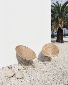 48 Ideas For Rattan Garden Furniture Seating Areas Wicker Chairs - Furnitures - Design Rattan Furniture Design Exterior, Interior And Exterior, Design Tropical, Tropical Vibes, Home And Deco, Home Design, My Dream Home, Interior Inspiration, Travel Inspiration