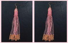SÅ kom den længe lovede DIY guide til mine meget efterspurgte perleøreringe. Jeg lavede dem egentlig, fordi jeg havde set dem på kære Freja Wewer - men så fand
