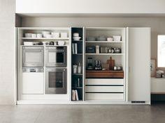 Foodshelf, the kitchen by Ora-ïto for Scavolini - Interni Magazine
