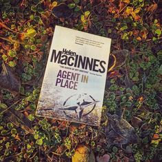 Another from my list of the best spy books is Helen MacInnes' 'Agent In Place.' I know absolutely nothing about her work but she is featured twice on the list I have so she must be good. http://ift.tt/2i5rjIJ Forza! #speeshreads