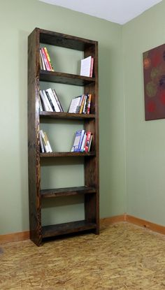 19 best bookshelf plans images in 2019 woodworking wood projects rh pinterest com