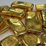 Gold - ständiges Auf und Ab beim Kurs