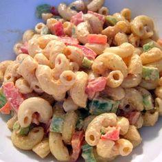Barbecue Macaroni Salad Recipe   Key Ingredient