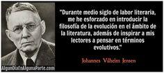 25 noviembre 1950: #TalDíaComoHoy falleció el escritor danés #Johanne WilhelmJensen, Nobel de Literatura en 1944.