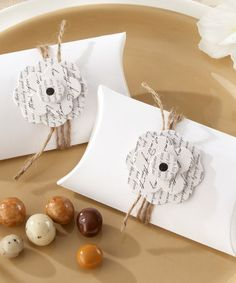 looks a little delicate with the cursive writing     Look at this #zulilyfind! Love Letter Flowering Pillow Favor Box - Set of 24 #zulilyfinds