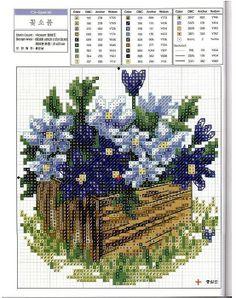 `cajón de flores
