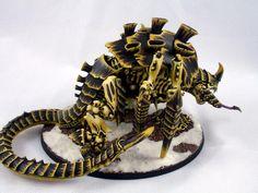 Tervigon, Tiger, Tyranids - Tervigon Right - Gallery - DakkaDakka | I find your lack of paint disturbing.