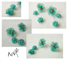 earrings by NattyMaty
