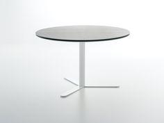 Living room table ASPA by Viccarbe | design Francesc Rifé