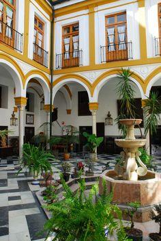 Hospital de la Paz, Seville, Spain