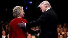 קלינטון חשף את יחסו המשפיל לנשים; טראמפ אכניס אותך לכלא - וואלה!