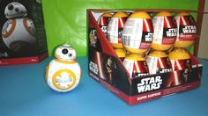 HUGE 18 STAR WARS EGGS UNBOXING WITH LIVE BB8