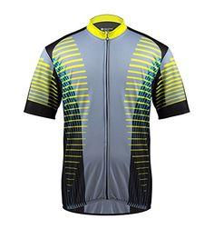 14d24aba4 Aero Tech Designs Big Mans El Grande Cycling Jersey Made in the USA 4XL --
