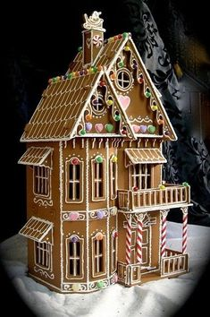 Photo Credit: Photos belong to their respective owners. All recipes are linked from the photographs. Gingerbread houses are a tradition for many families, but did you know the history of Gingerbread Houses has been traced back to the 10th century? Through out the years the act of making gingerbread houses has evolved into an art form. I have found 15…
