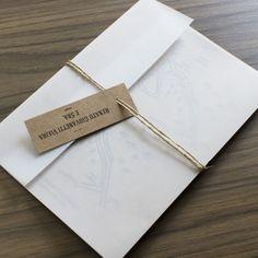 Giovana e Herbert - Crafty Convites e Papelaria