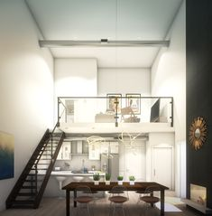 Luxury Loft, Luxury Suites, Spa Inspired Bathroom, Church Conversions, Gothic Windows, Sales Office, Live In Style, New Condo, Condo Living