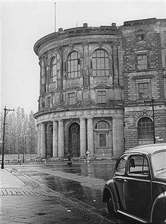 Völkerkundemuseum Berlin in der Stresemannstrasse 1958