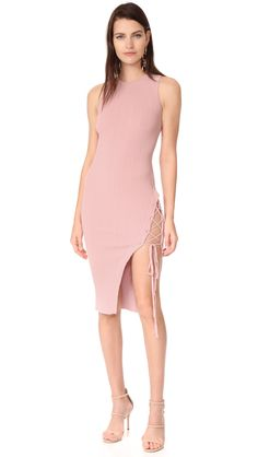 44bfe36f9b67d2b Ronny Kobo Платье Monica | SHOPBOP Облегающие Платье, Платье С Высоким  Разрезом, Платье С