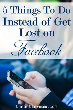 Are you attached to Facebook? Always skimming through and ready for another fix of social connection? If you are ready to learn how to put the phone down and engage in your offline life, Mamas, we are here to help with these tips for how to kick the habit and what to do with your time (and heart) instead.
