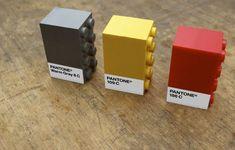 Pantone Lego
