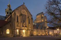 Hildesheimer Dom, Hildesheim, Lower Saxony, Germany