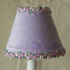 Enchanting Lavender Night Light