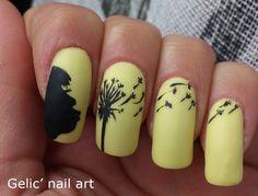 Yellow Nail Polish Designs   Pastel Yellow Nail Polish Designs Kleancolor - pastel yellow
