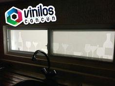 Vinilos decorativos ventanas cocina
