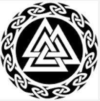 Los Simbolos y su Significado: El Valknut-Signo de Odin.