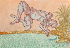 Conrad Botes Erotic Art, African Art, Printmaking, Sculptures, Illustration Art, Creative, Water, Artwork, Artist