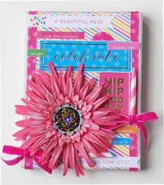 THE STAMPIN PALACE: DIY Celebration Gift Box using Chibitronics & Xyron
