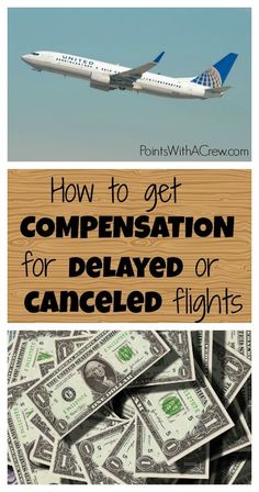 Getting United compensation for delayed flights - http://www.pointswithacrew.com/getting-united-compensation-delayed-flights/?utm_medium=PWaC+Pinterest