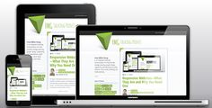 Responsive Websites--What They Are and Why You Need One