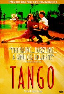Tango, written and directed by Carlos Saura, features guitarist Juanjo Dominguez playing a great tango.