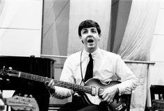 Singing McCartney