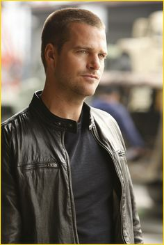 Chris O'Donnell -- he was a cutie years ago as Robin, but I like him even better as Callen on NCIS: LA!