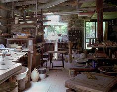 nice ceramics studio