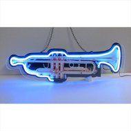 Trumpet Jazz Neon Sign