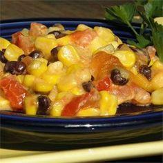 Mexican Corn Casserole  - Allrecipes.com